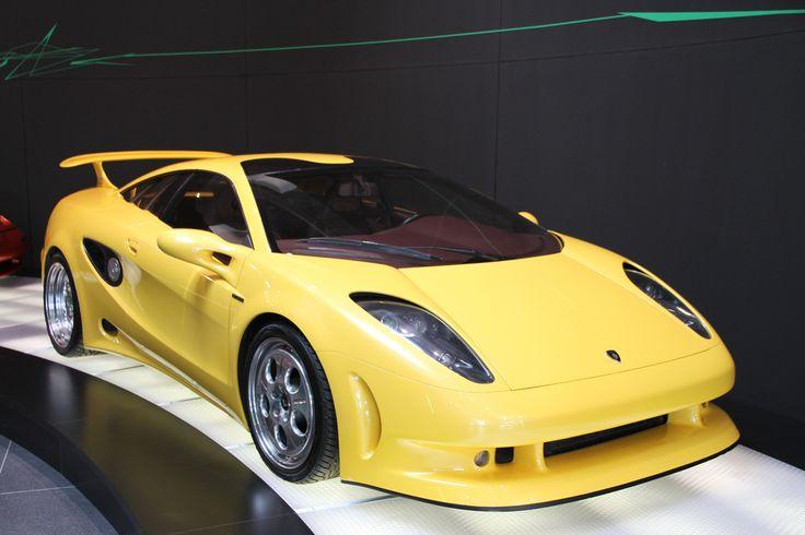 One of the rarest Lamborghini concept is named Lamborghini Calà