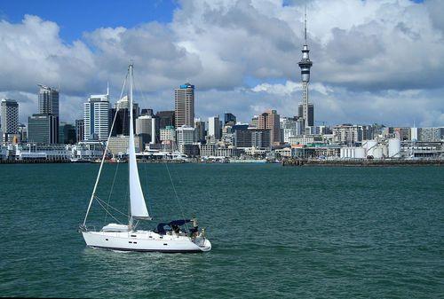 Auckland, Nova Zelândia (via citylandscapes)