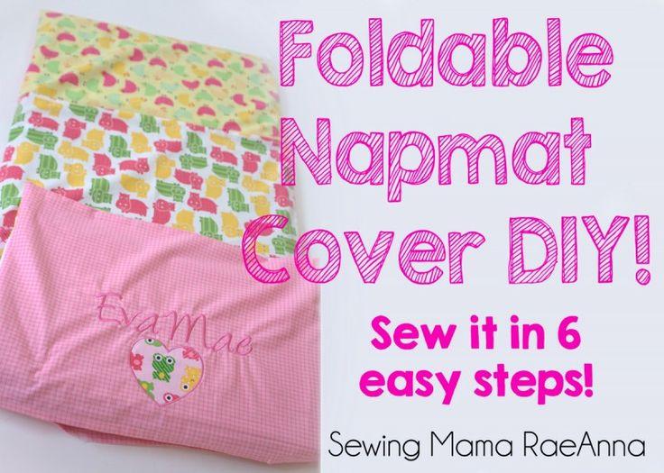 Napmat Tutorial Sewing Sewing Mama Raeanna Tutorials