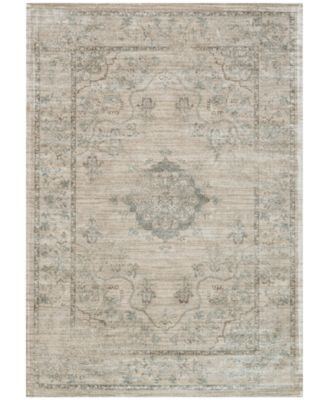 Loloi Nyla Ny 15 Beige Blue 7 6 Quot X 10 5 Quot Area Rug Living
