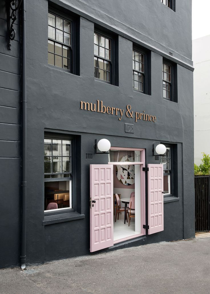 Mulberry U0026 Prince Cape Town By Atelier Interiors. Restaurant  ExteriorRestaurant DesignRestaurant ...
