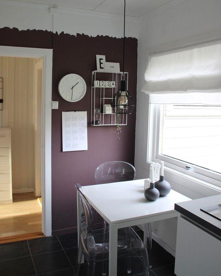 Oltre 1000 idee su colori pareti su pinterest colori per tinteggiare la camera da letto - Colori muro cucina ...