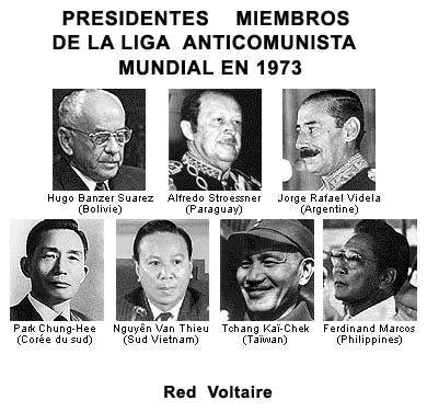 ESTRUCTURA NAZI Y TERRORISTA DE LA WACL. ES LA MISMA ESTRCUTURA NAZI DE FREEDOM FORUM CONTROLADA POR LA CIA -OPERATIVA DESDE OSLO, NORUEGA.