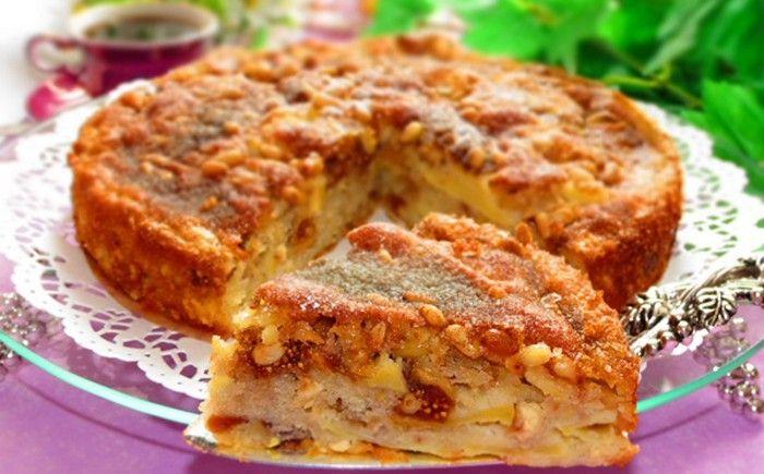 Sicilský jablečný dort | NejRecept.cz
