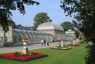 Botanical Gardens, Sheffield.