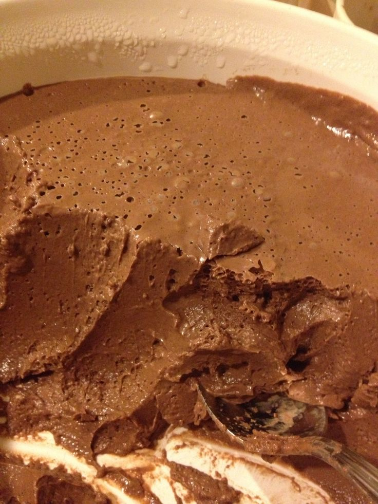 Irish Moss Vegan Chocolate Mousse Pudding
