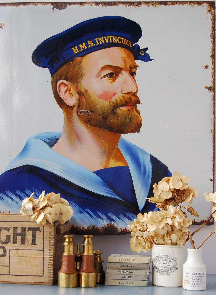 Portrait of a Sailor: Sea Dogs