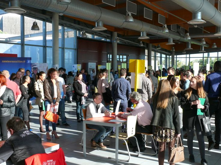 La «CPDTS 66» présente à la 12ème édition du Forum de l'emploi saisonnier de Canet-en-Roussillon