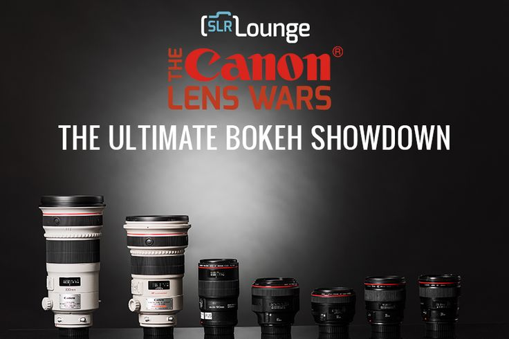 Welcome to the Canon Lens Wars Bokeh Showdown! In this showdown, we took 7 Canon…