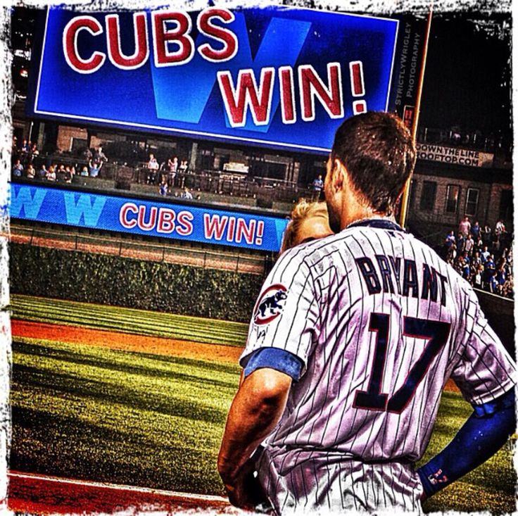 25 Best Ideas About Chicago Cubs Baseball On Pinterest: 25+ Best Ideas About Cubs Win On Pinterest