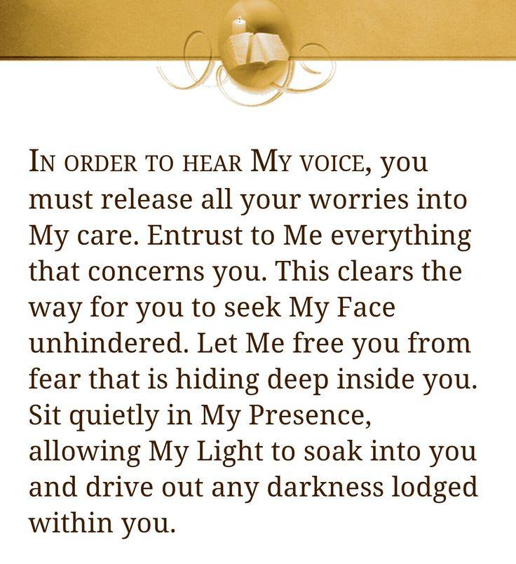 Jesus Calling by Sarah Young - October 7  10/7/13 - God is in control always and we need to remind ourselves of this daily!