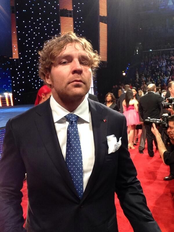 Dean Ambrose WOW