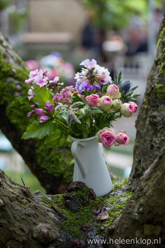 Dagfoto: landelijke bruiloft - HELEEN KLOP fotografie - Utrecht