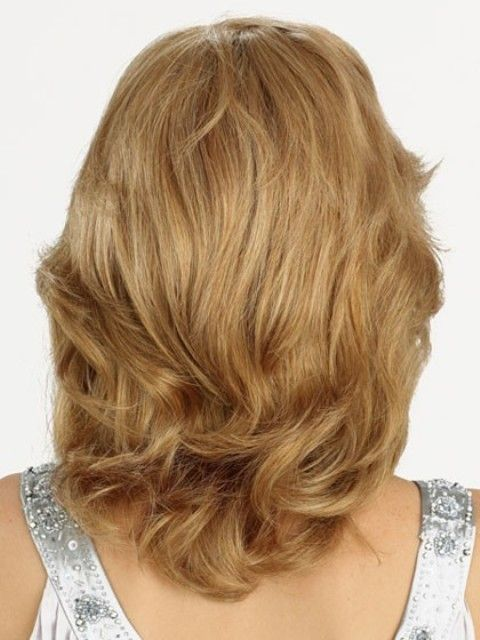 Medium Layered Hairstyles For Women Over 40 2 Hair Style And Color Pinterest Medium