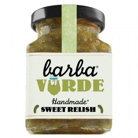 En la tienda online gourmet y delicatessen Érase un gourmet vendemos salsa de pepino marca Barba-Roja, elaborada con cebolla, mostaza, especias, sal, zumo de limón, vinagre de vino y azúcar de caña.
