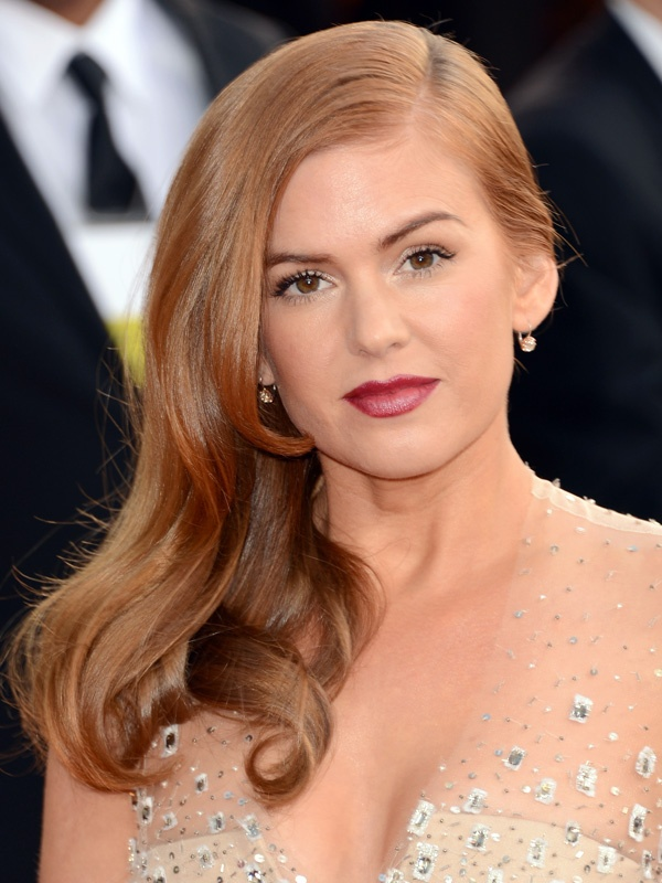Isla Fisher Colors Amy Adams And