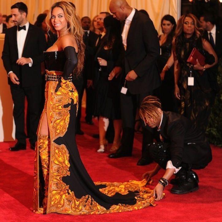 beyonce 2013 met gala | Beyonce in Givenchy at 2013 Met Gala