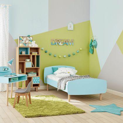 Un lit enfant 90 x 190 cm