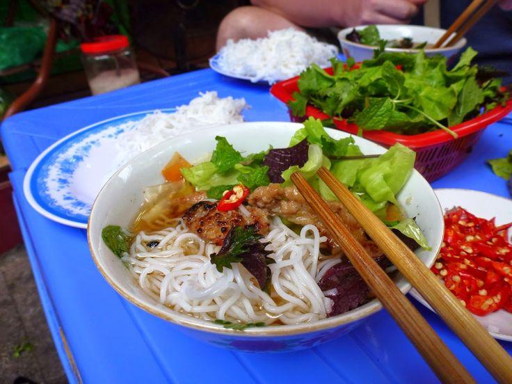 Bun Cha des rues de Hanoi