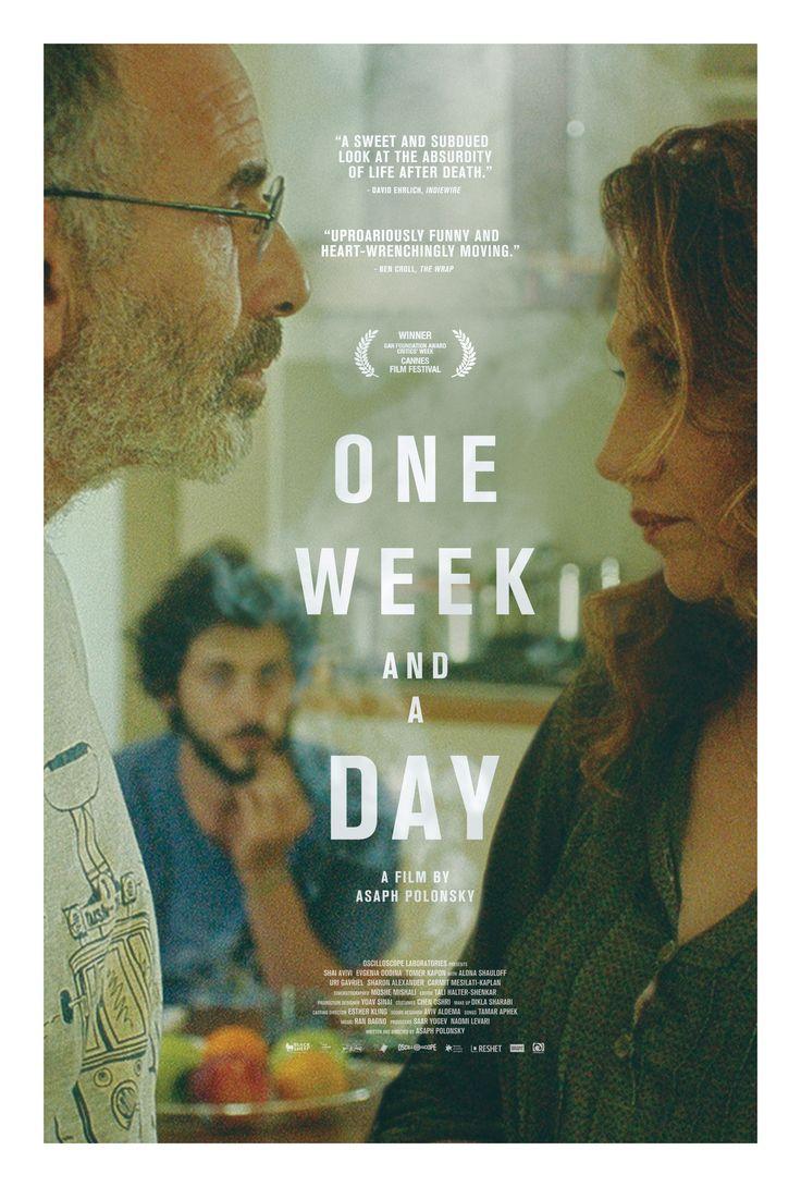 One Week and a Day 2017 Film #DramaFilmleri, #FilmIzle, #Fragmanlar, #Hatici, #OneWeekAndADay https://www.hatici.com/one-week-and-a-day-2017-film   One Week and a Day 2017 Film; Eyal, oğlu için yas tutan geleneksel Yahudi haftasını bitirmektedir. Bu sırada eşi Vicky onu rutin hayatına dönmesi için çağırmaktadır. Ancak Shiva'nın sona ermesi, artık... - hatici
