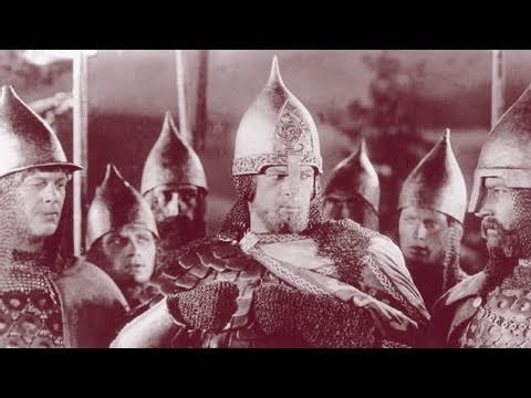 Alexander Nevsky    - FULL MOVIE - Watch Free Full Movies Online: click and SUBSCRIBE Anton Pictures  FULL MOVIE LIST: www.YouTube.com/AntonPictures - George Anton -   In 13th century Russia a Russian prince, Alexander Nevsky, rallies the people to form a ragtag army to drive back an invasion by the Teutonic knights. Based on an actual battle at a lake near Novgorod.