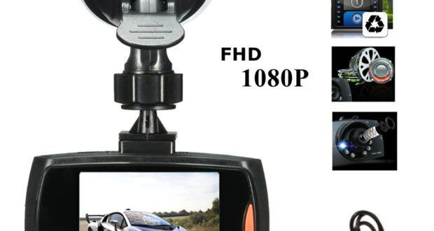 2.7 Inch Full HD 1080 P Camera Car DVR Dash Cam Car DVR Camcorder 90 Degree G-Sensor Night 760,23 руб   /  шт Бесплатная доставка   Buy now!