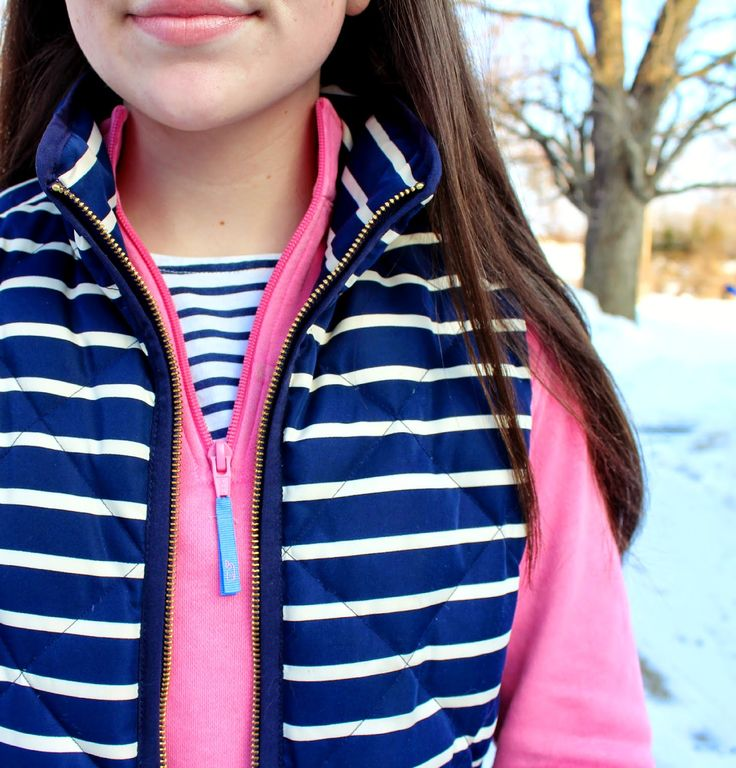 Navy Is My Neutral @vineyardvines