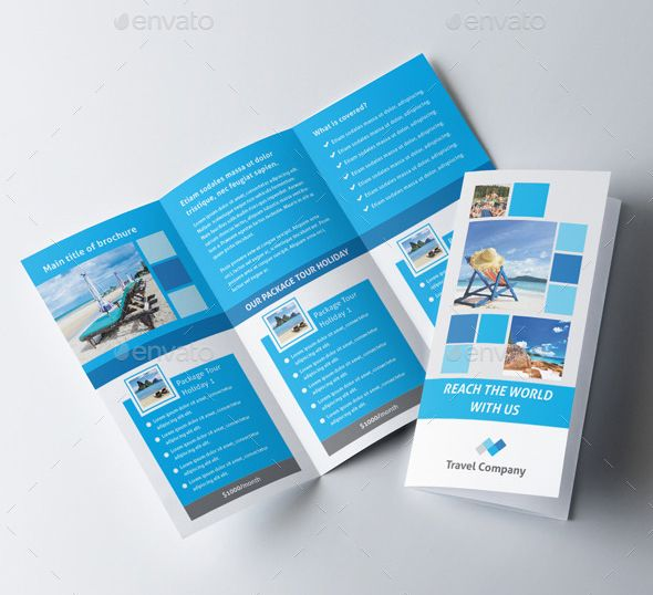 95 best Brochure Design images on Pinterest Editorial design - sample travel brochure