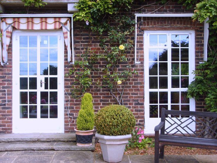 Double Glazed Steel Door with Georgian glazing to Chipstead & 19 best Double Glazed Steel Doors by Govette Windows Ltd images on ...