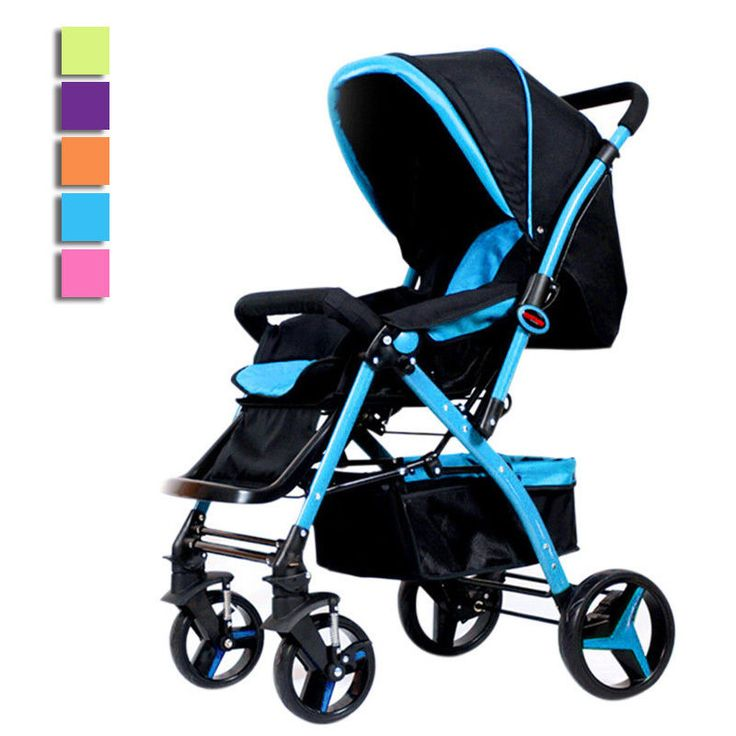 New Baby Stroller Travel System Pram Infant Carriage All Terrain Pushchair Buggy in Baby, Strollers & Accessories, Strollers | eBay