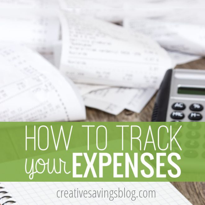 keep track of expenses online