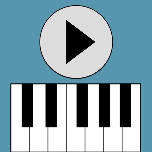 「Musk MIDI Player」Inter-AppでMIDIをガレバンに取込めるよ♪