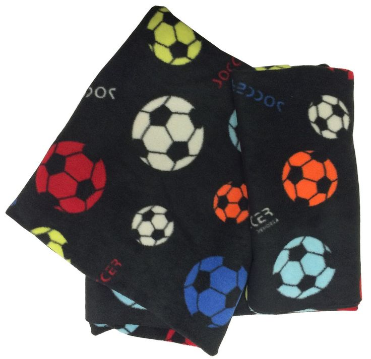 SV Forza Soccer Printed Double Lined Fleece Blanket - Goal Kick Soccer - 1