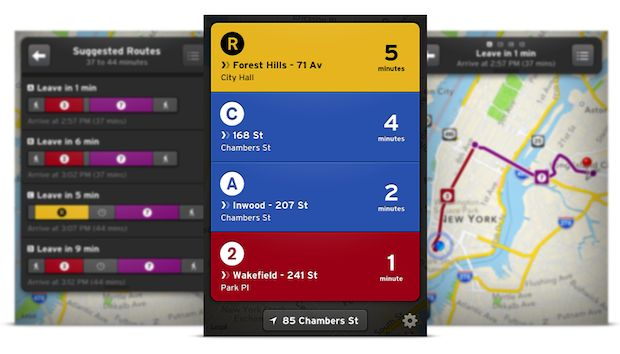 The best public transit apps that let you check when your next bus or train is coming, in cities like Chicago, NYC, Boston, San Francisco, and more.