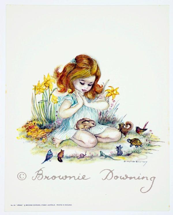 Print - international 3 - Brownie Downing | Artist & Illustrator | Official Site