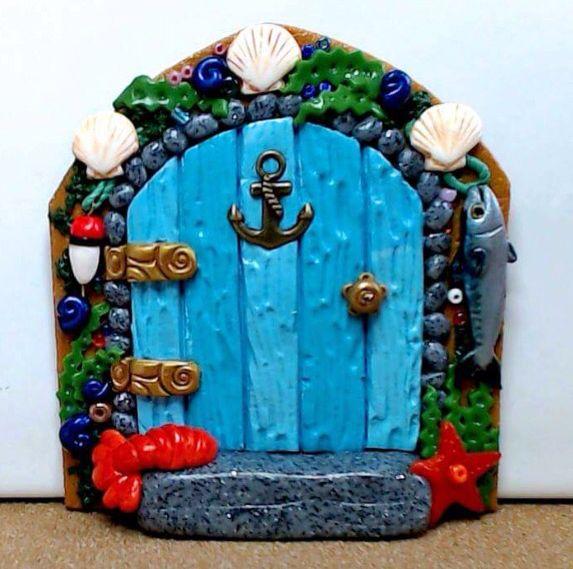 Fairy Door | polymer clay fairy doors | Pinterest | Fairy doors Fairy and Polymer clay & Fairy Door | polymer clay fairy doors | Pinterest | Fairy doors ...