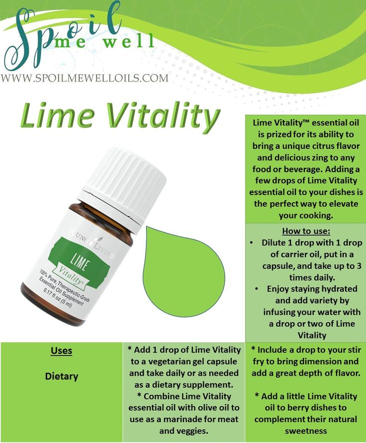 25 best ideas about lime essential oil on pinterest