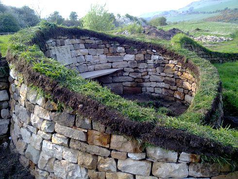 Jennifer Tetlow - Stone Sculpture Journal: Sculpture and Dry Stone Walls