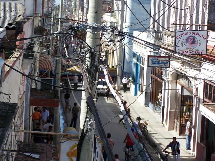 Una imatge de Cuba.