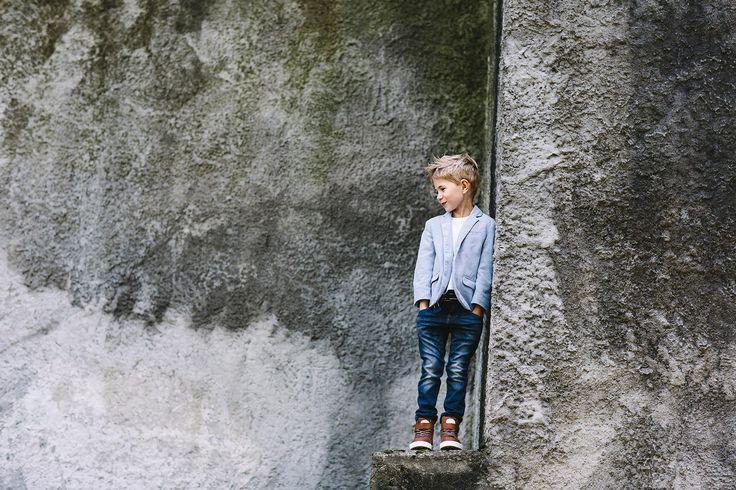 Barn på location - Moment Studio