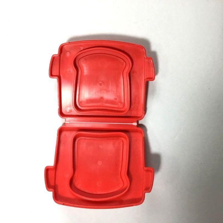 Hasbro Play-Doh Toaster Toast Bread Slice Shape Mold from 1999 #Hasbro