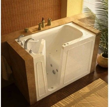 12 best images about ideas for the half bath on pinterest for Best soaker tub for the money
