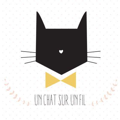 un-chat-sur-un-fil : tissus / mercerie / customisation / patrons / l'atelier des créateurs