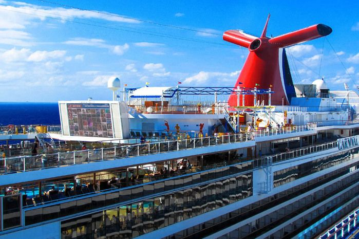 Carnival Corporation is all set to delight and surprise their guests with this amazing technology. Visit http://nyti.ms/2jdpagB