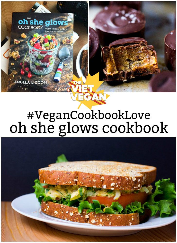 Vegan Cookbook Love for Veganuary: Oh She Glows Cookbook - The Viet Vegan