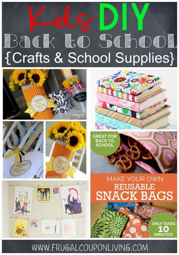 Diy Crafts With Books