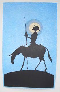 "Lengua Castellana y Comunicación: Novela ""Don Quijote de la mancha"""