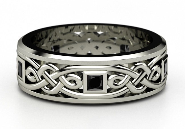 Celtic...would like to replace my husbands wedding band w this one.