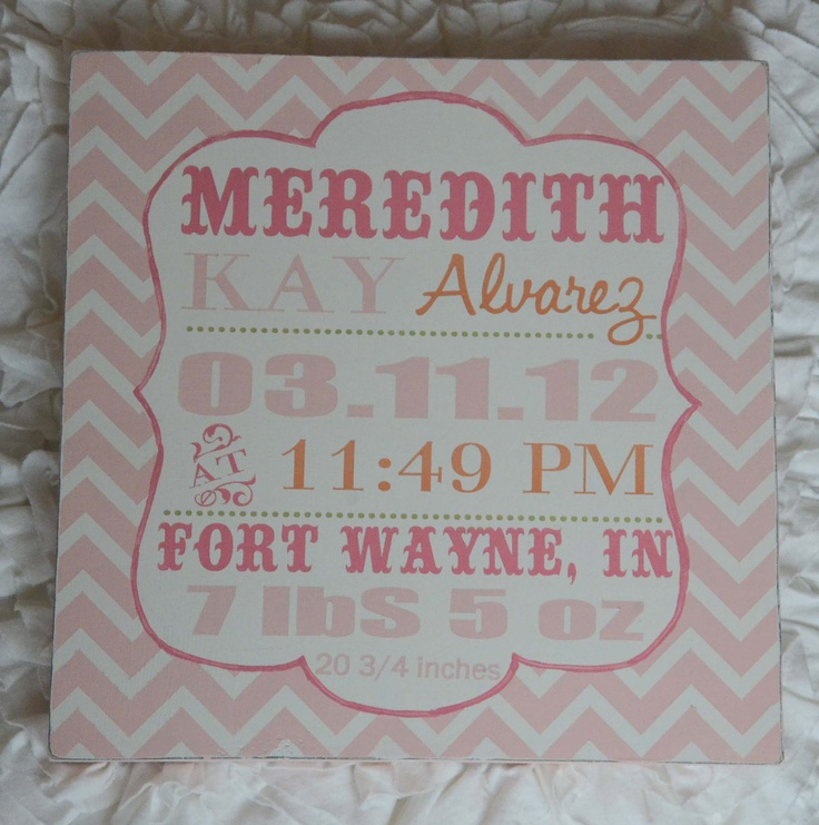 The 25+ best Birth announcement sign ideas on Pinterest Baby - birth announcement template