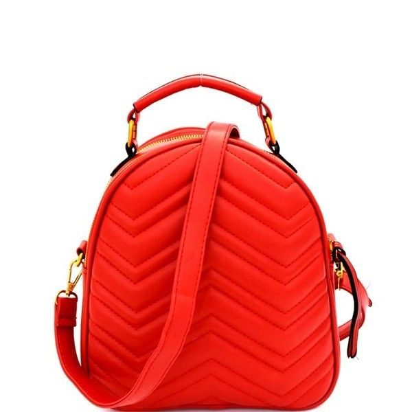 Chic Couture Online - Marra Red Chevron Backpack Bag,  (http://www.chiccoutureonline.com/marra-red-chevron-backpack-bag/)